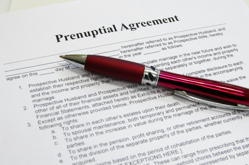 Prenuptial Agreements In Tennessee