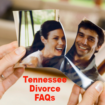 Tennessee Divorce FAQs